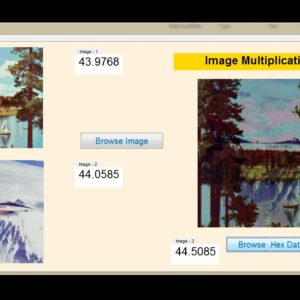 Image Multiplication
